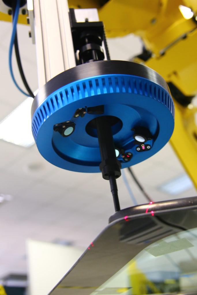 GlassMaster for urethane bead inspection