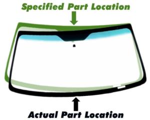 Locate Part for Adhesive Dispensing