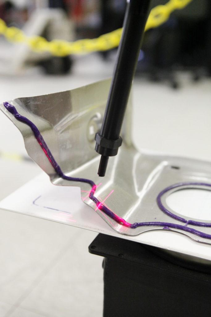 Coherix Adhesive Bead Inspection