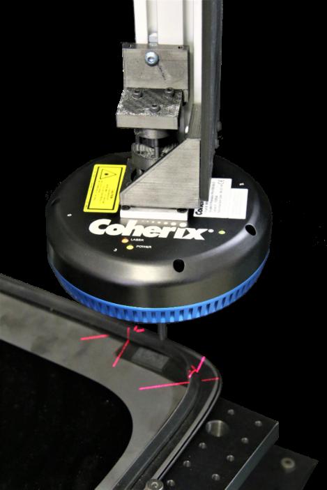 GlassMaster Urethane Bead Inspection