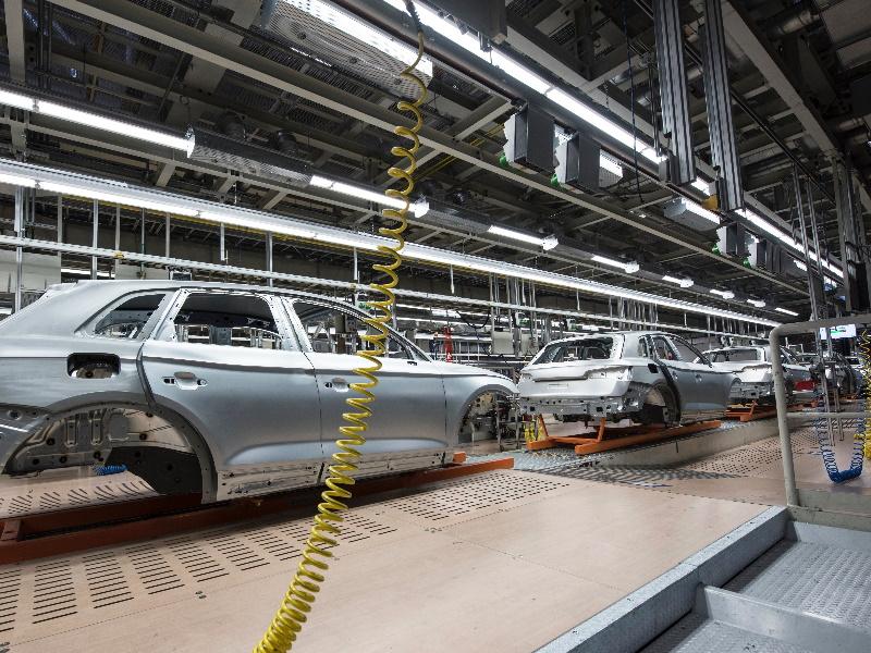 Automotive Bead Dispensing Process